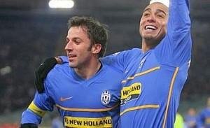 Del Piero e Trezeguet