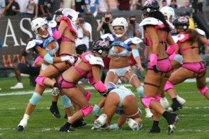Lingerie Football Cup
