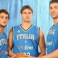 Belinelli, Gallinari e Bargnani | © foto tratta dal web