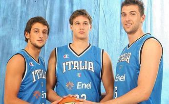 Belinelli, Gallinari e Bargnani