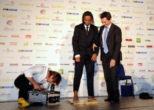 Ronaldinho_Golden_Foot_2009
