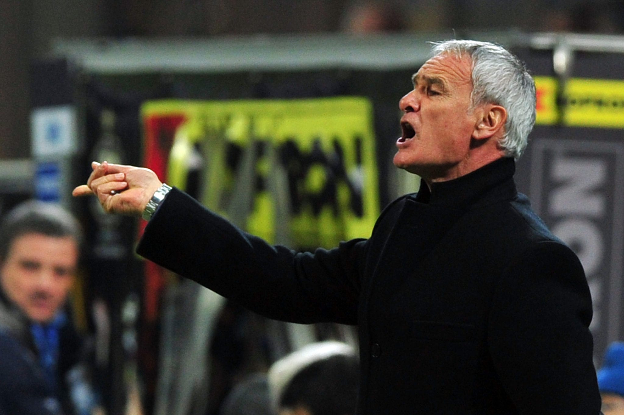 Ranieri | ©GIUSEPPE CACACE/AFP/Getty Images