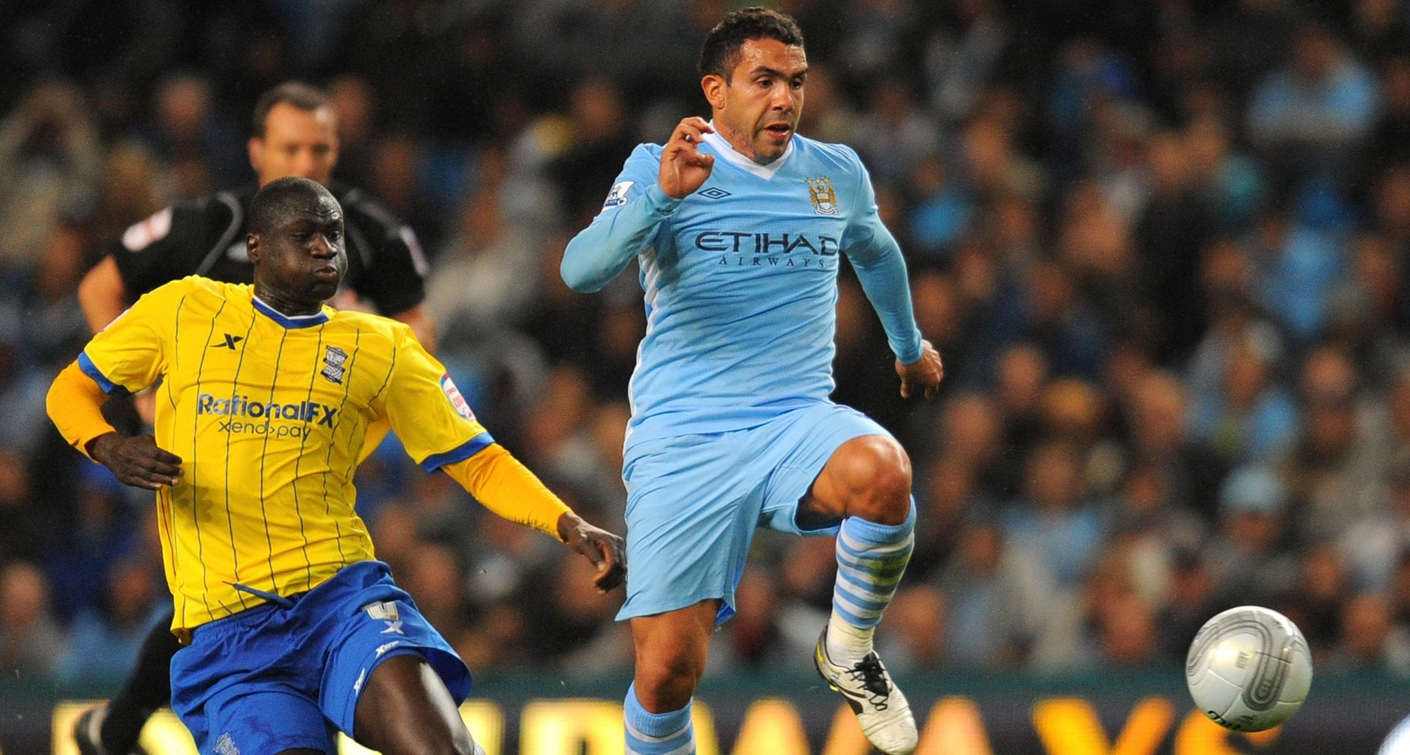 carlos tevez | © ANDREW YATES/AFP/Getty Images