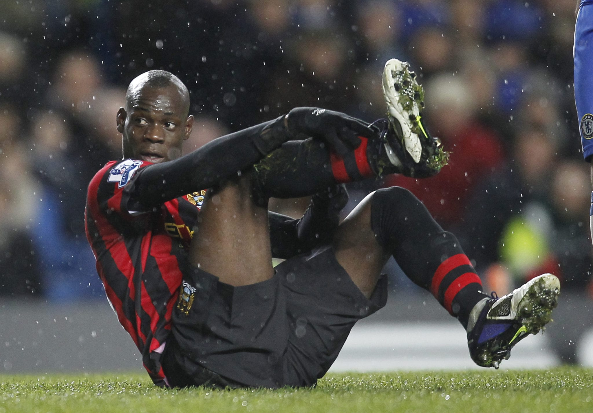 mario balotelli | © IAN KINGTON/AFP/Getty Images