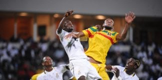 Annan vs Keita   ©PIUS UTOMI EKPEI/AFP/Getty Images