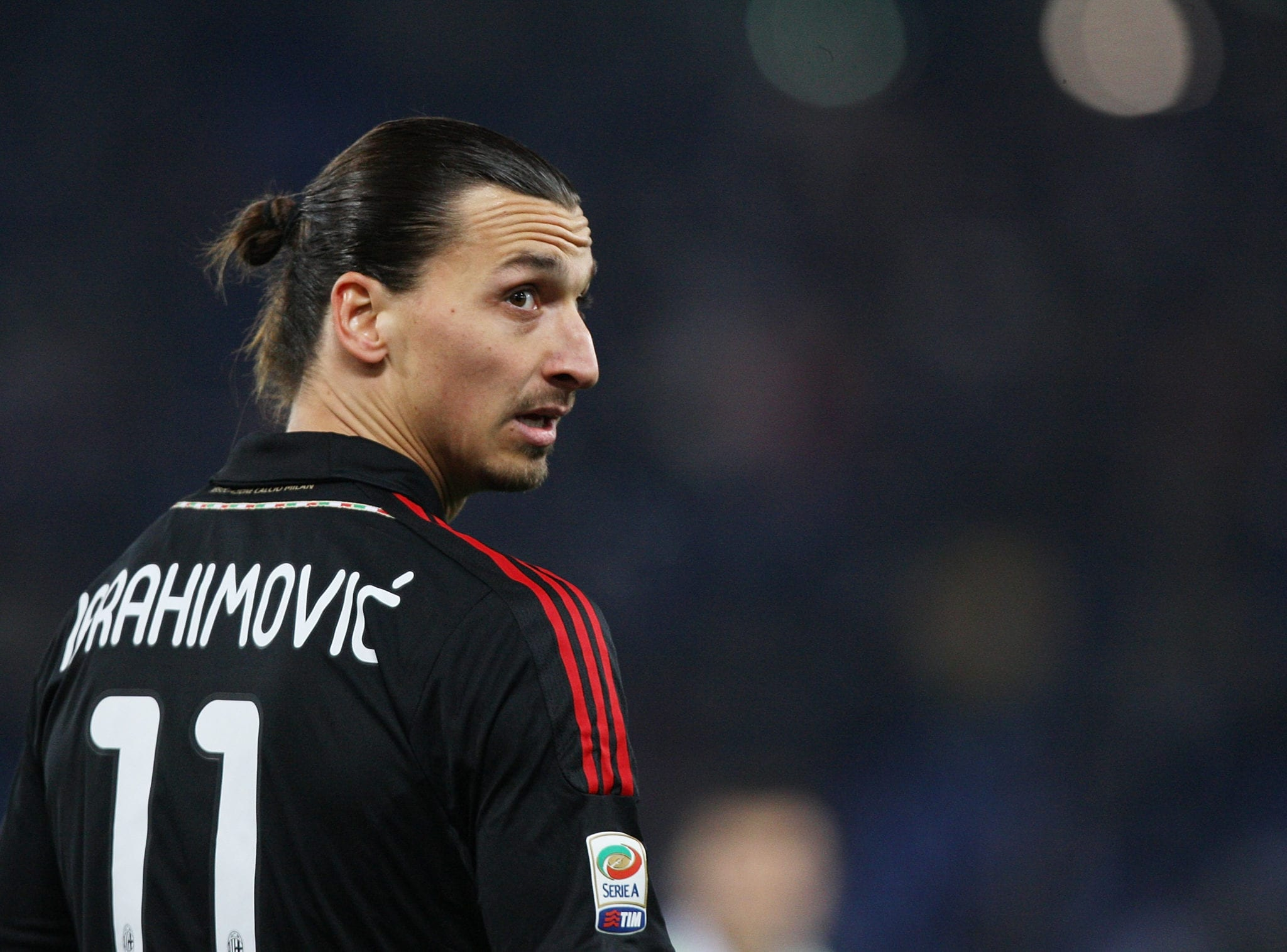 zlatan ibrahimovic | © Paolo Bruno/Getty Images