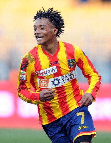 Cuadrado ©Giuseppe Bellini/Getty Images