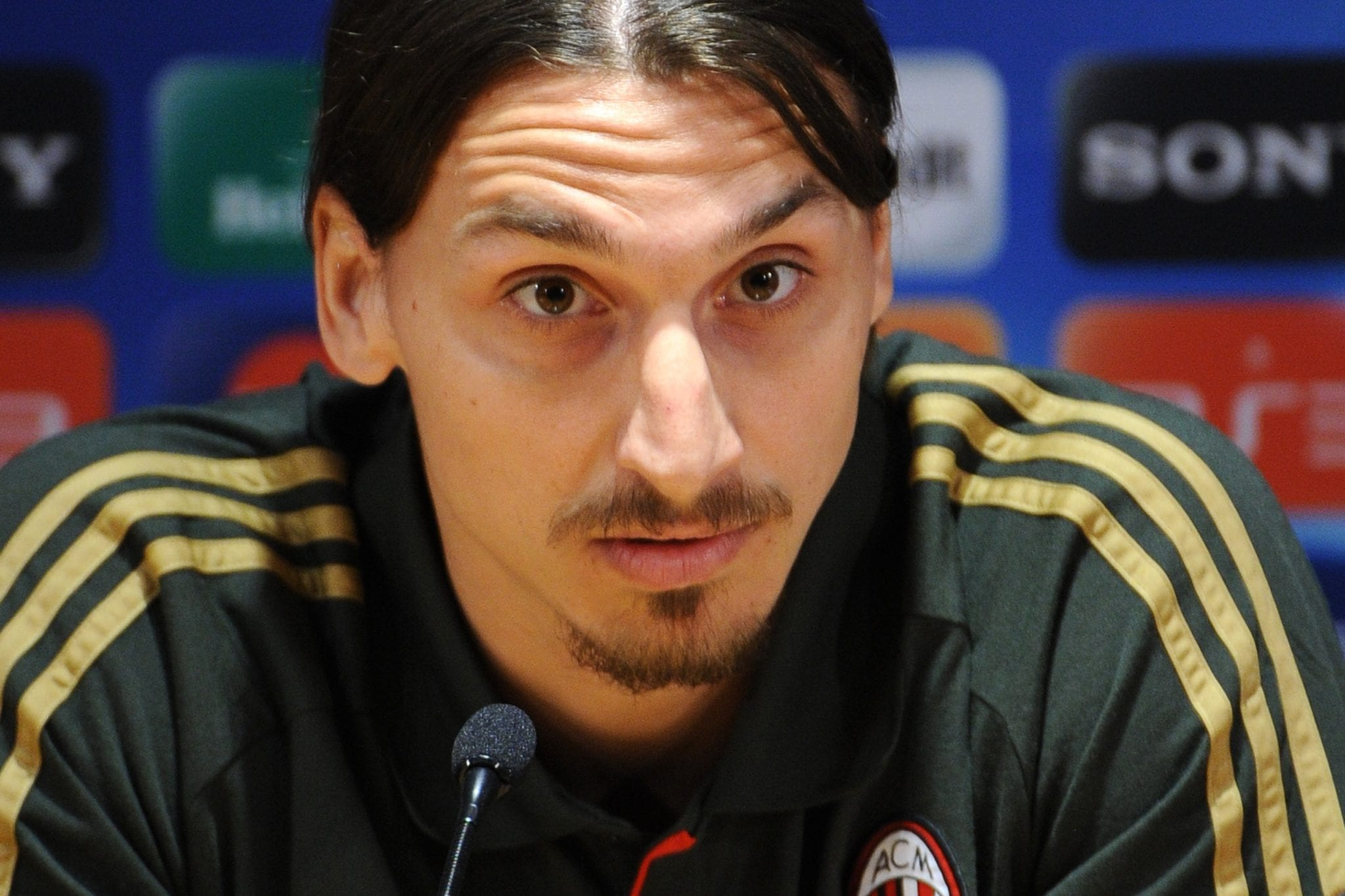 zlatan ibrahimovic | © OLIVIER MORIN/AFP/Getty Images