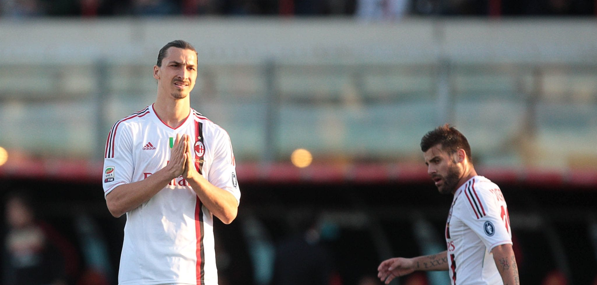 zlatan ibrahimovic | © Marcello Paternostro/AFP/Getty Images