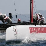 Luna Rossa-Piranha | © CARLO HERMANN/AFP/Getty Images