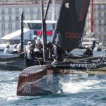 Oracle Racing-Spithill e New Zealand | © CARLO HERMANN/AFP/Getty Images