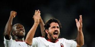 Gattuso e Seedorf | ©Getty Images