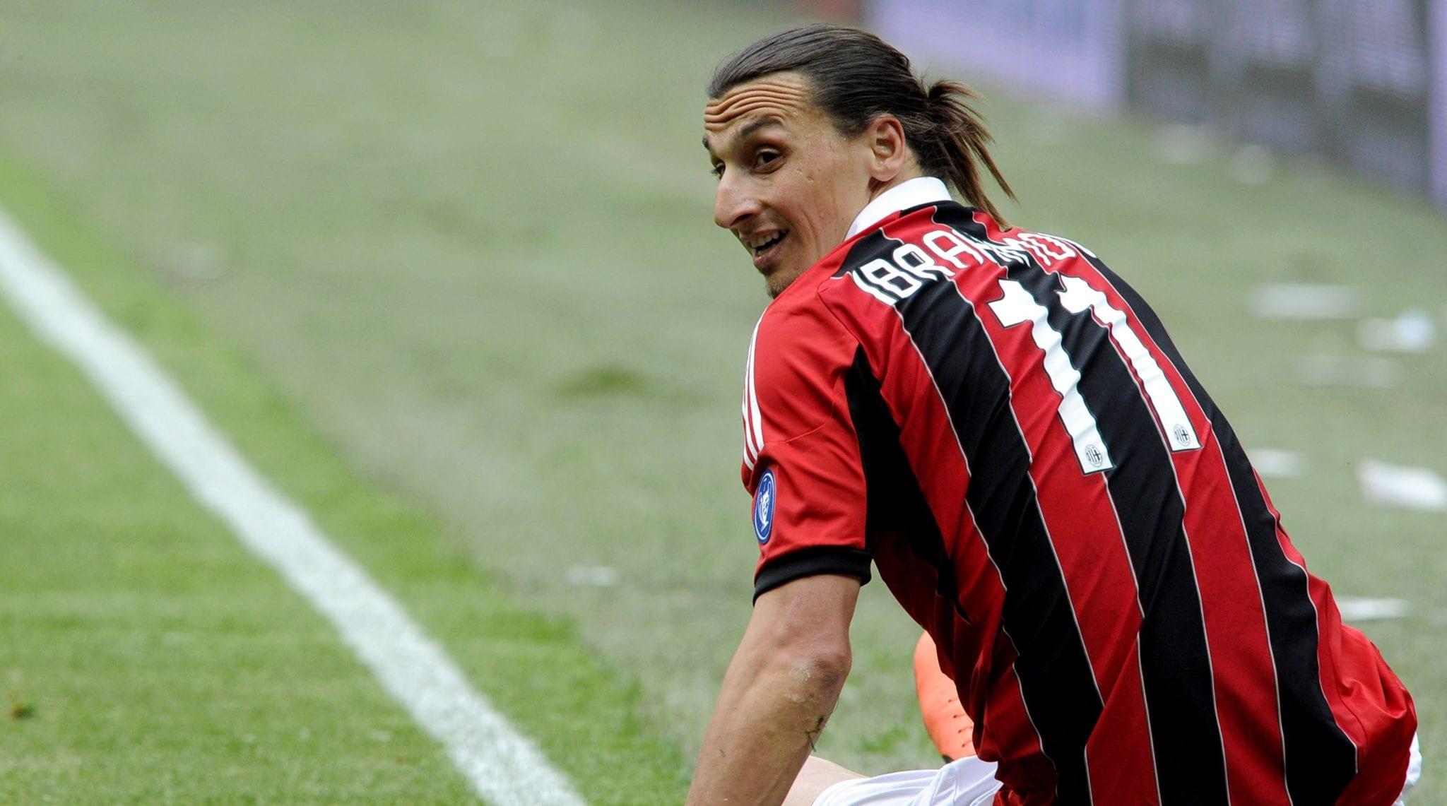 Ibrahimovic Foto Milan Rottura Ibrahimovic – Milan