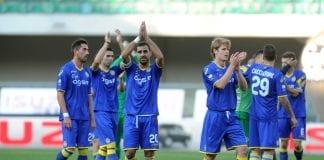 Hellas Verona FC v US Grosseto - Serie B