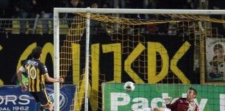 Juve Stabia in gol con Caserta