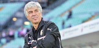 Gian Piero Gasperini AC Siena v US Citta di Palermo - Serie A