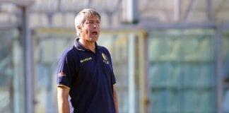 Cristiano Bergodi, neo allenatore del Pescara