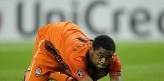 Luiz Adriano FC Shakhtar Donetsk's Brazilian forward