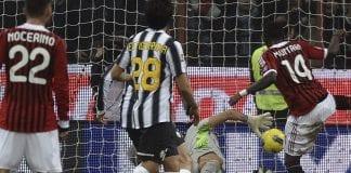 Milan-Juventus, tematiche diverse rispetto allo scorso campionato