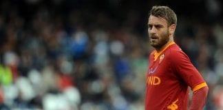 Daniele De Rossi AC Cesena v AS Roma - Serie A
