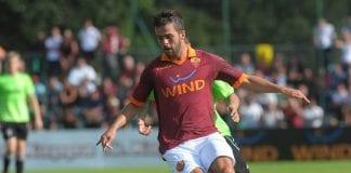 AS Roma v Gaz Metan Medias - Preseason Friendly