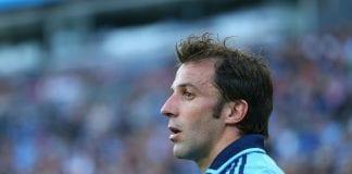Alessandro Del Piero A-League Rd 4 - Sydney v Perth