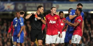 Premier League, dopo caso Clattenburg gli arbitri saranno registrati