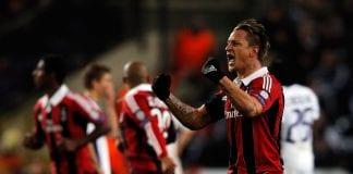 RSC Anderlecht v AC Milan - UEFA Champions League