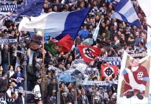 Curva degli Ultras Lazio