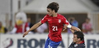 Serbia v Wales - FIFA 2014 World Cup Qualifier