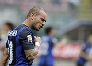 Sneijder ad un passo dal Tottenham © Claudio Villa/Getty Images