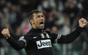 Fabio Quagliarella © Valerio Pennicino/Getty Images
