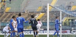 Il gol di Gianmario Comi