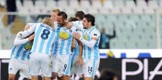 Pescara-Genoa