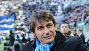Conte, l'allenatore da record © ANDREAS SOLARO/AFP/Getty Images
