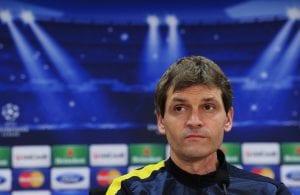 Vilanova dovrà sconfiggere l'avversario più difficile © JOSEP LAGO/AFP/Getty Images