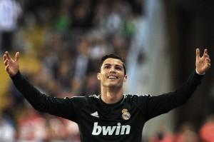 Cristiano Ronaldo al passo d'addio | ©Jorge Guerrero/AFP/Getty Images