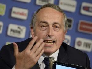 Abete, rielette presidente della Federcalcio © Claudio Villa/Getty Images