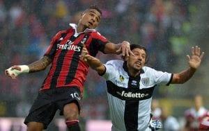 Cristian Zaccardo è un nuovo giocatore del Milan   © Alberto Pizzoli/Getty Images