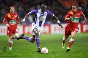 Anche Moussa Sissoko è in scadenza di contratto © REMY GABALDA/AFP/Getty Images