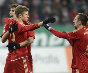 Il Bayern Monaco vince ancora: doppietta di Mandzukic | &Copy; CHRISTOF STACHE/Staff / Getti Images