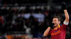 Francesco Totti © Tiziana Fabi/Getty Images
