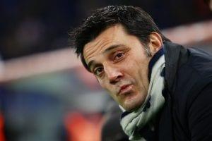 Vincenzo Montella sogna lo sgambetto alla sua ex squadra | ©Paolo Bruno/Getty Images