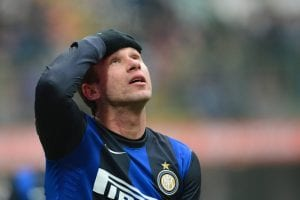 Cassano i pole per Udinese-Inter | © GIUSEPPE CACACE/AFP/Getty Images
