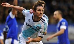 Per Lampard è sfida Lazio-Inter © PAUL ELLIS/AFP/Getty Images
