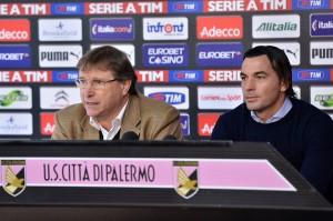 Presentazione di Aronica a Palermo © Tullio M. Puglia/Getty Images