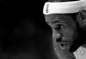 LeBron James senza freni a Los Angeles | ©Mike Ehrmann/Getty Images