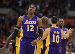 Crisi Lakers, ora ci si mettono anche gli infortuni | ©Harry How/Getty Images