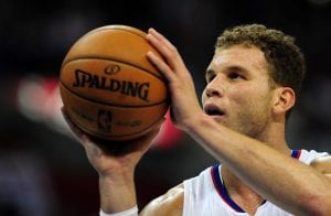 Altri 20 punti per Blake Griffin questa notte | ©FREDERIC J. BROWN/Getty Images