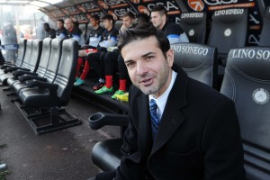 Stramaccioni come Gasp-Ranieri © SIMONE FERRARO/AFP/Getty Images